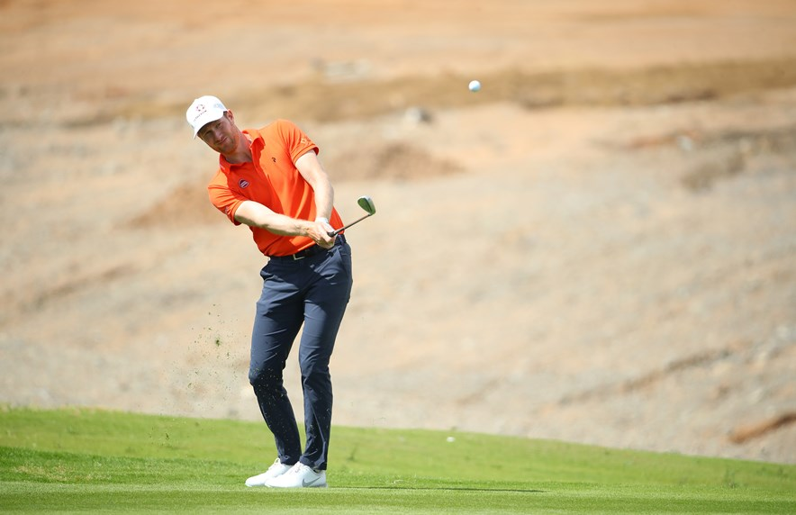 wil besseling derde ronde gran canaria lopesan open