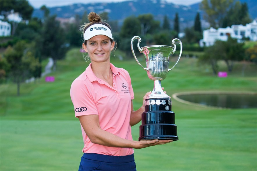 Beeld: Ladies European Tour