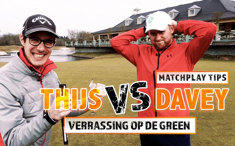 davey vs Thijs matchplay tips