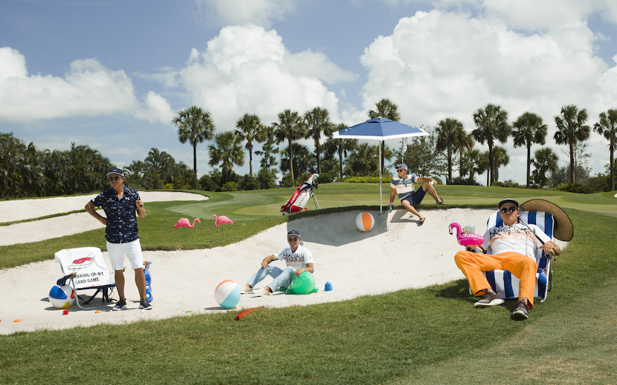 Rickie Fowler - Play Loose golf