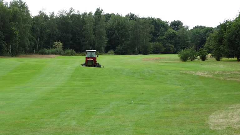 greenkeeping golfbaanonderhoud