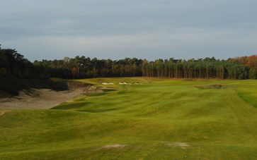 golfbaan Links Valley in Ermelo