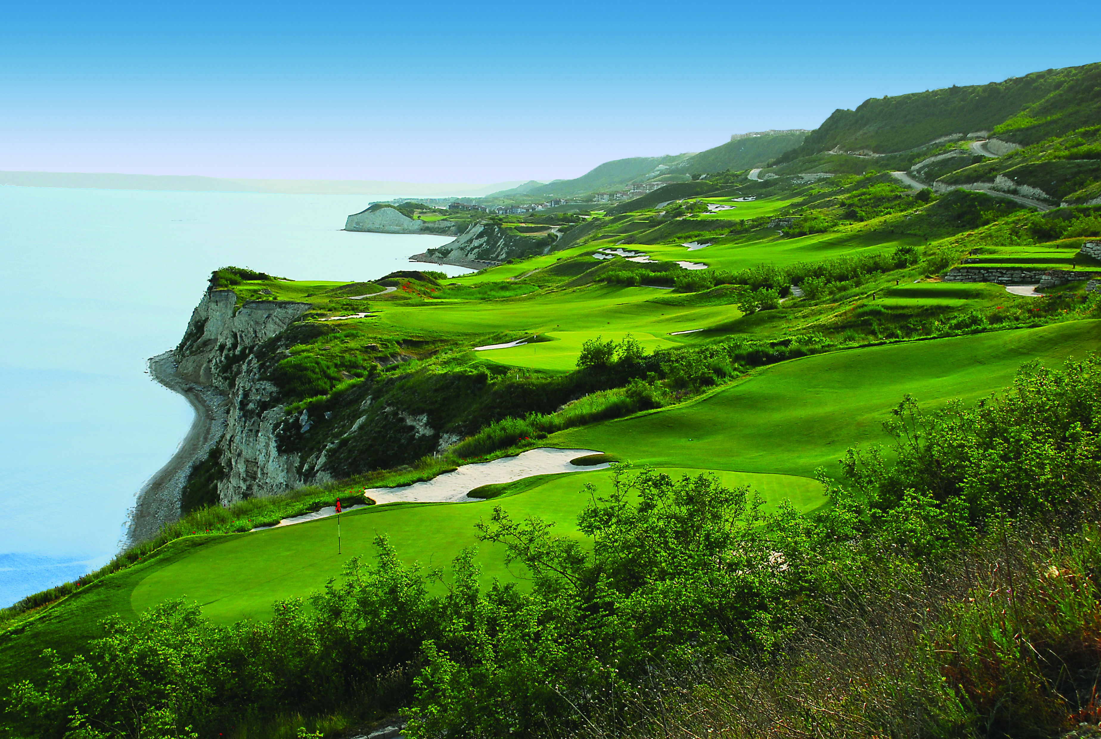 Thracian Cliffs - Bulgarije