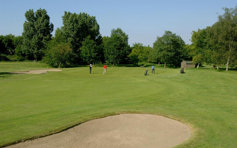 GC Almeerderhout GEO-gecertificeerd • Golf.nl Golf.nl