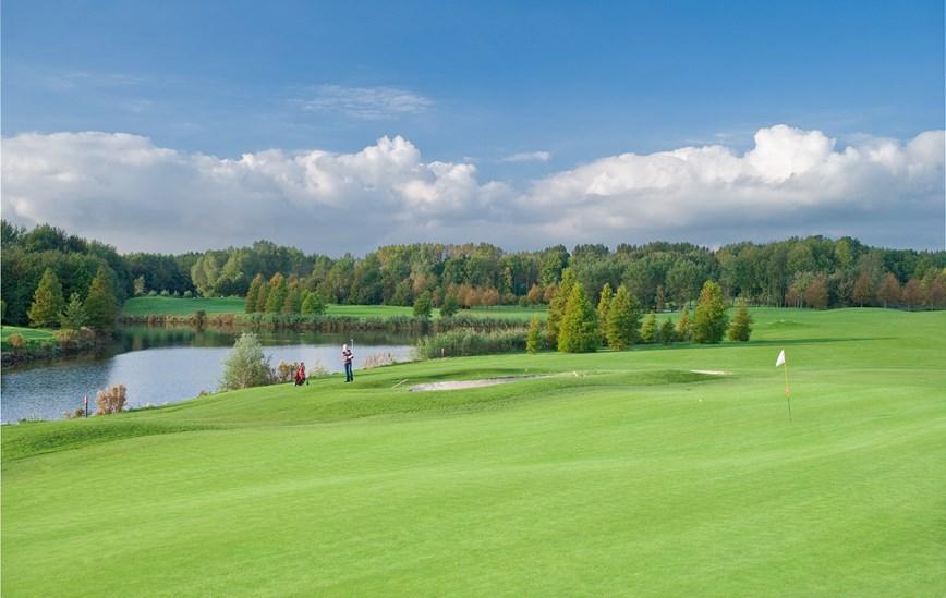 Golfbaan Spaarnwoude • Golf.nl Golfbaan Spaarnwoude